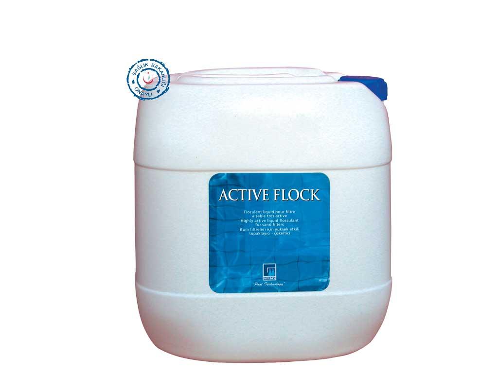 ACTIVE FLOCK Sıvı Parlatıcı